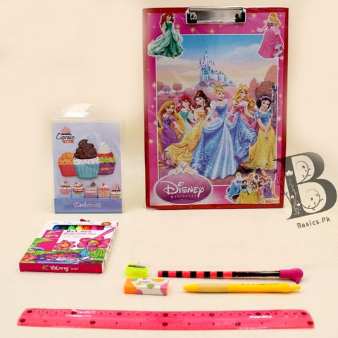 Art N Craft Princess Clipboard Sale Pack for Kids