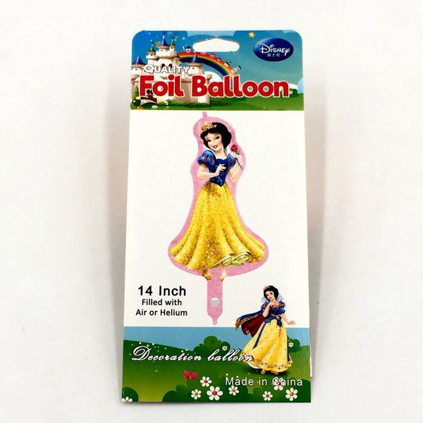 "Balloons Foil 14"" Princess Blue Blouse - Basics.Pk"