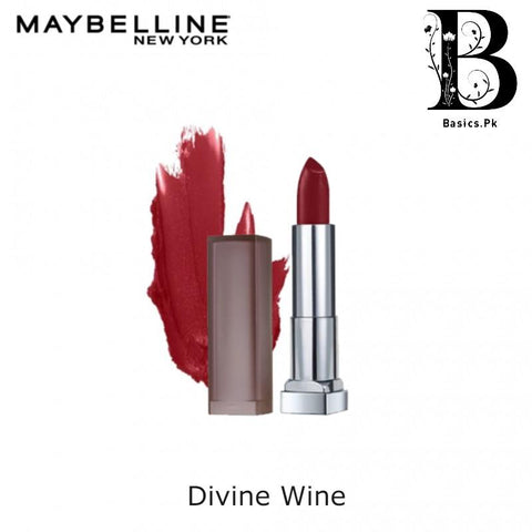 Maybelline Color Sensational Mini Creamy Matte Lipstick