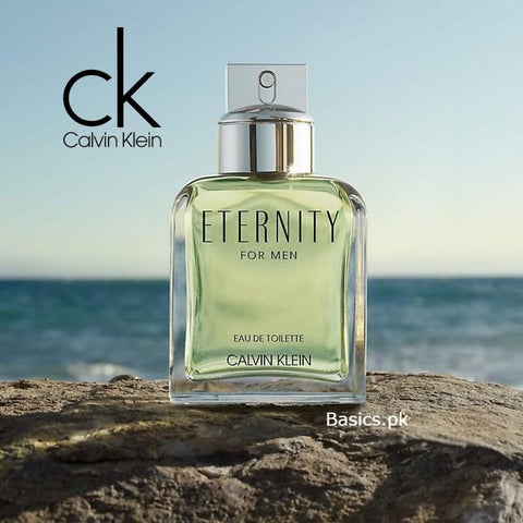 Calvin Klein Eternity For Men EDT 100ML - Basics.Pk