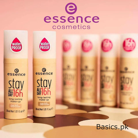 Essence Stay All Day Long Lasting Make-Up