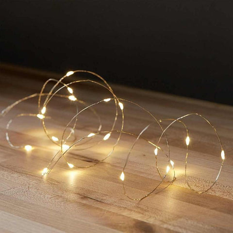 Fairy Lights - decorative Warm Light 10 feet - Basics.Pk