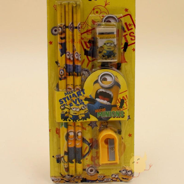 Gift Set Minion Theme - Basics.Pk