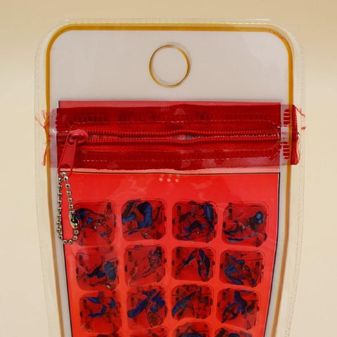 Goody Bags Pouch zipper iPhone ( Spider-man ) - Basics.Pk