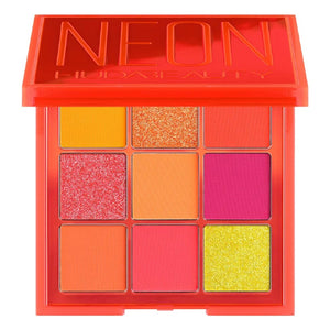 Huda Beauty Neon Obsessions Palette-Neon Orange