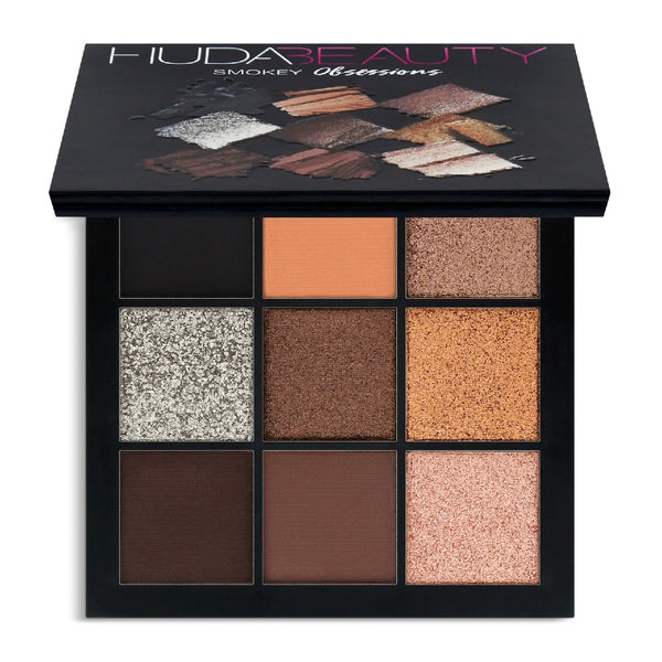 Huda Beauty Obsessions Palette-Smokey