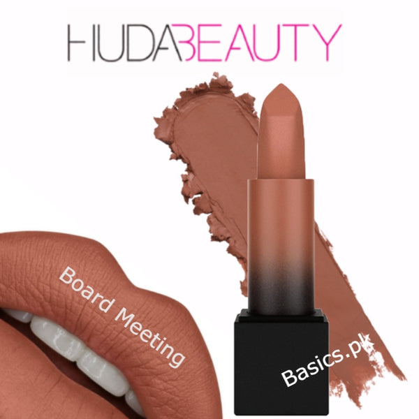 Huda beauty Power Bullet Matte Lipstick
