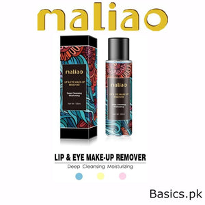 Maliao Lips & Eye Make-up Remover With Oil 100ml