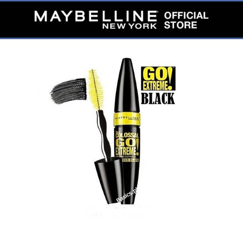 Maybelline Colossal Go Extreme! Leather Black Mascara