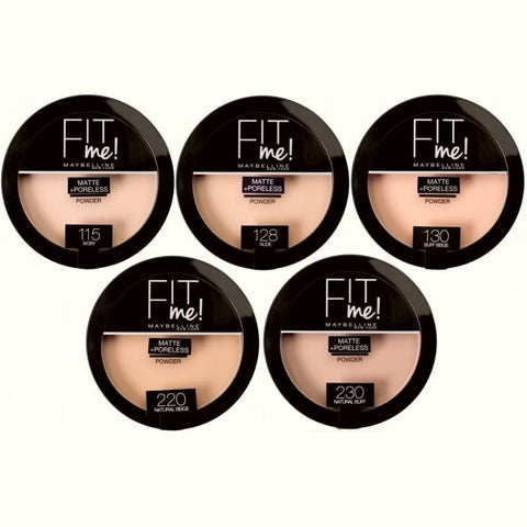 Maybelline Fit me matte + Poreless Powder - Basics.Pk