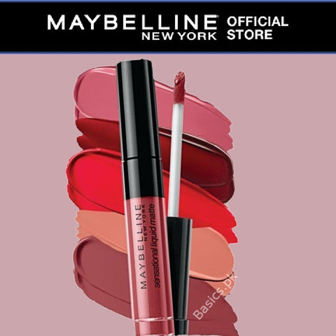 Maybelline Sensational Liquid Matte