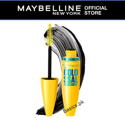 Maybelline Volume Express Colossal Mascara Waterproof
