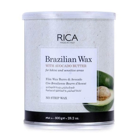 Rica Brazilian Wax with Avocado Butter (800ml)