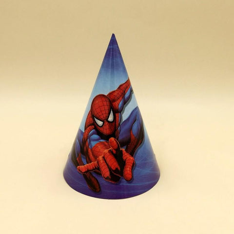 Caps Spiderman for Birthday - Small - Basics.Pk