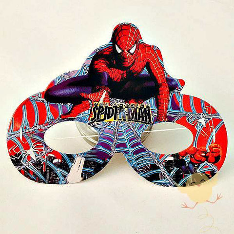 Mask Spiderman Pack of 10 - Basics.Pk