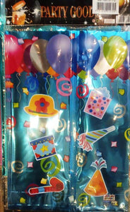 Goody Bags 10 Happy Birthday Blue Balloons - Basics.Pk