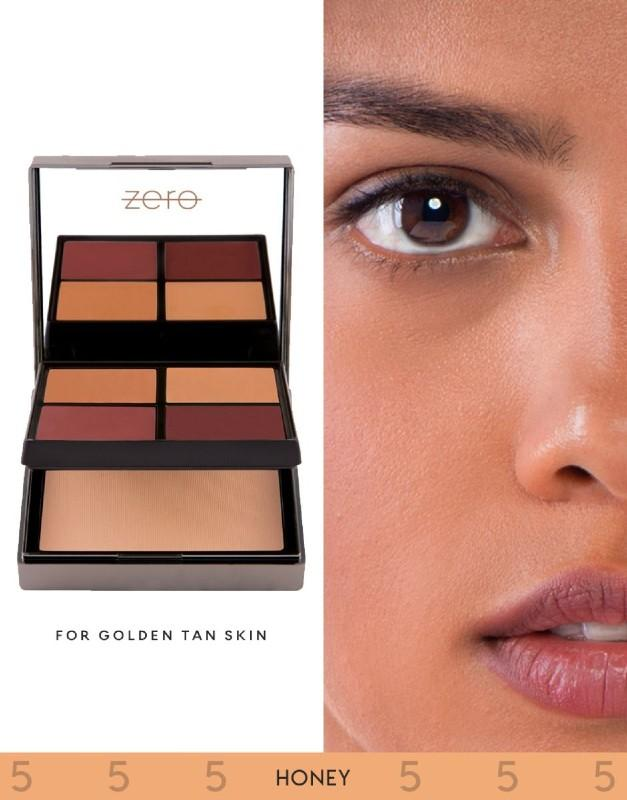 ZeroMakeup Palette Honey - Basics.Pk