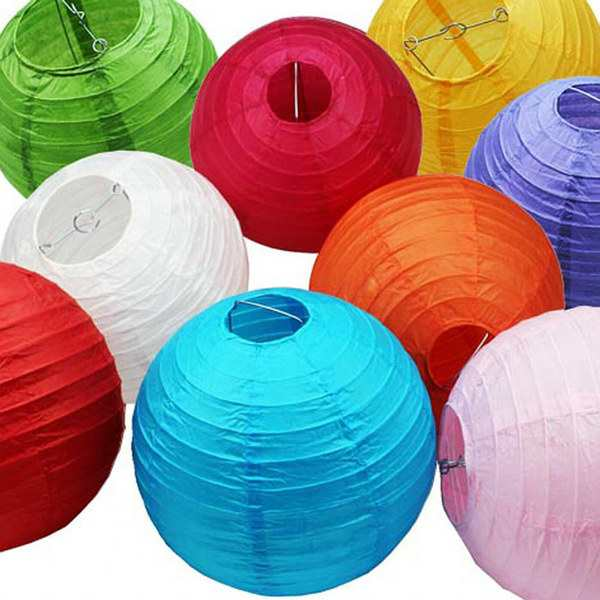"Ball Hanging Paper (10"") - Basics.Pk"