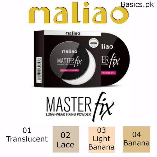 Maliao Master Fix Loose Powder