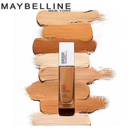 Maybelline 24hr Super Stay Foundation