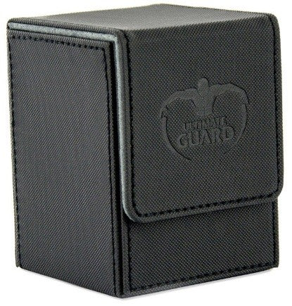 Ultimate Guard - Porta Mazzo Flip Deck Case 100+ Special Edition Xenoskin - Nero