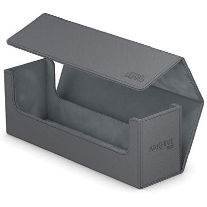Ultimate Guard - Arkhive Flip Case 400+ XenoSkin - Grey