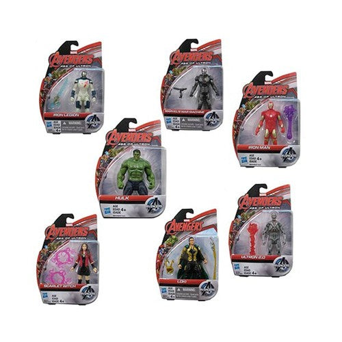 Hasbro - Avengers Age of Ultron Action Figure 10cm Assortiti