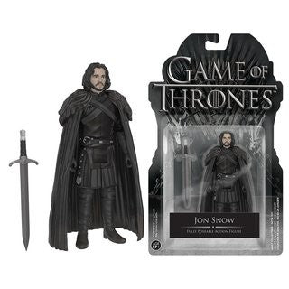 Funko Non-Retro Television Game Of Thrones - Jon Snow Action Figure 9,5cm