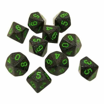 Chessex - Speckled Earth™ Polyhedral Ten d10 Sets CHX25110
