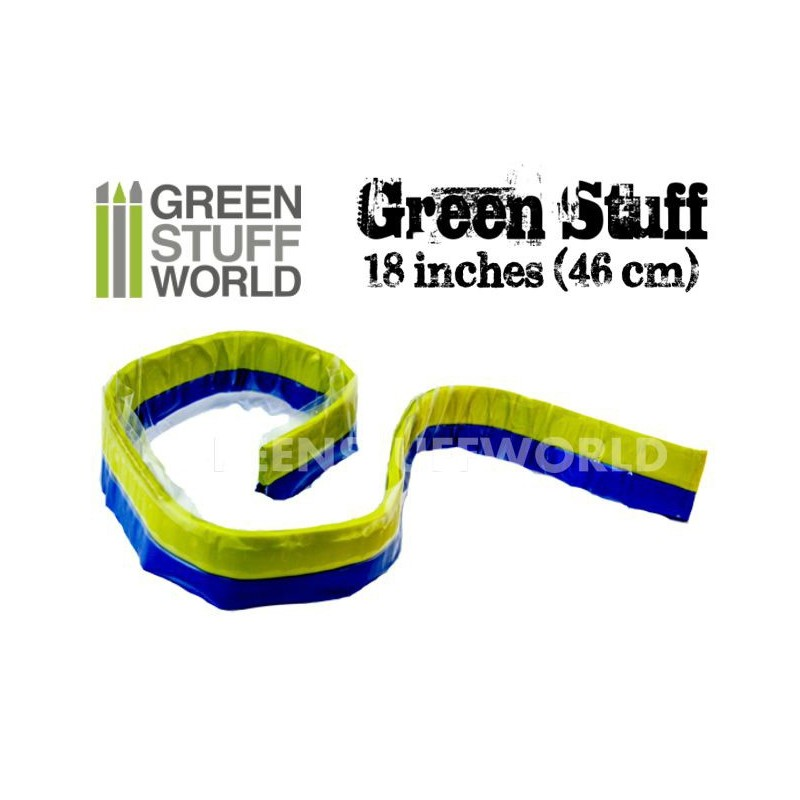 Green Stuff Tape 18 inches