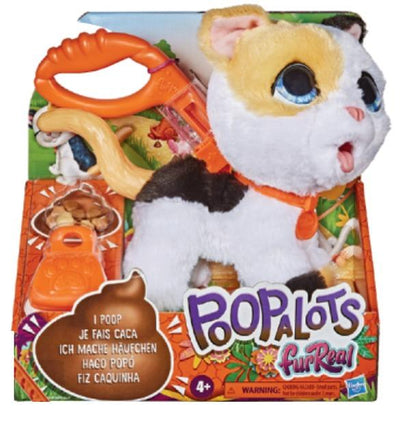 Furreal Friends Poopalots Gattino
