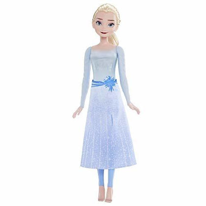 Disney Frozen Elsa Bambola Corpetto Luminoso