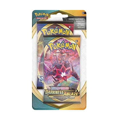 Pokémon Sword and Shield Darkness Ablaze 2-Pack Blister EN