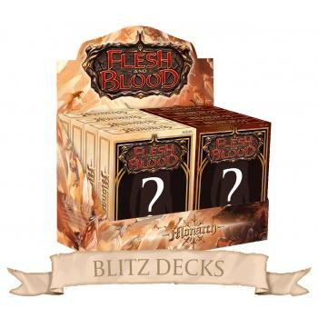 Flesh & Blood TCG Monarch Blitz Decks Display (8 Decks) (EN)