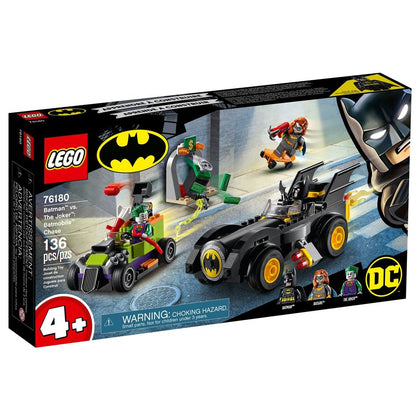 76180 Batman vs. Joker: Inseguimento con la Batmobile