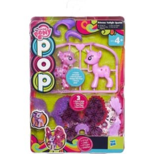 Hasbro - My Little Pony - POP Fashion Con Le Ali