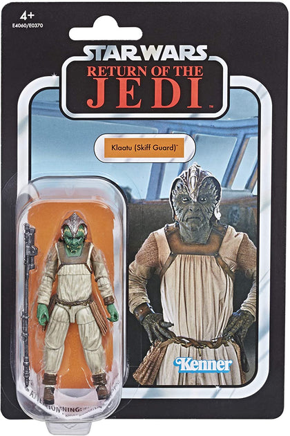 Hasbro Star Wars Vintage Collection Klaatu (Skiff Guard)