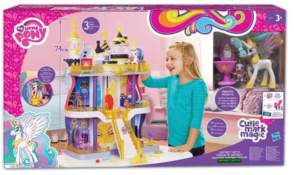 Hasbro - My Little Pony Canterlot Castle