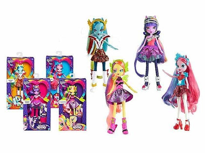 Hasbro - My Little Pony Equestria V2 Assortiti