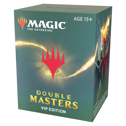 Magic the Gathering Double Masters VIP Edition EN