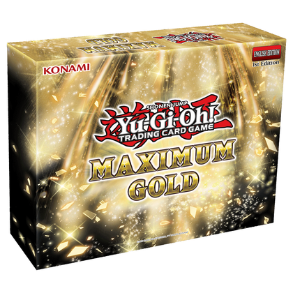 Yu-Gi-Oh! Maximum Gold IT