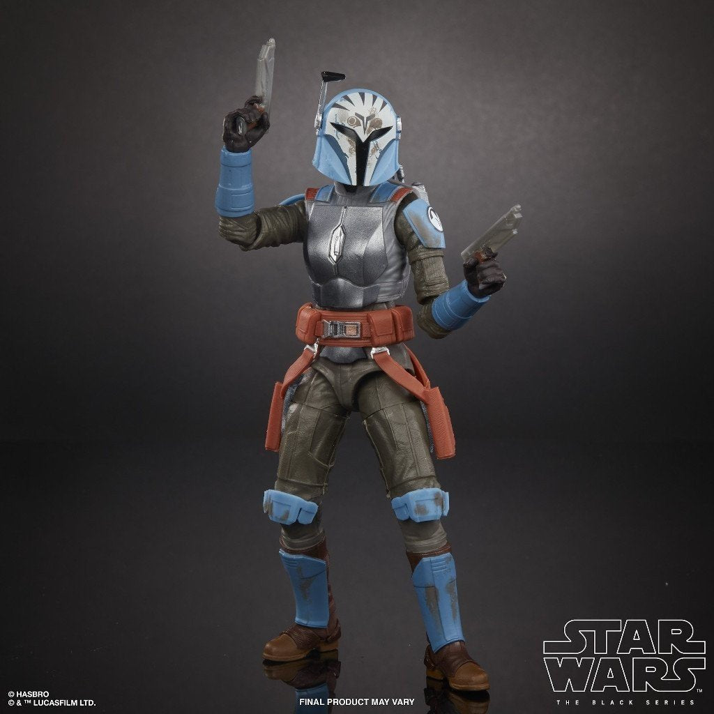 Star Wars The Black Series The Mandalorian Bo-Katan Kryze 15cm