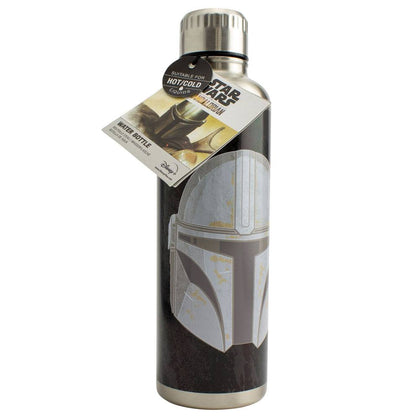 Star Wars The Mandalorian Water Bottle The Mandalorian