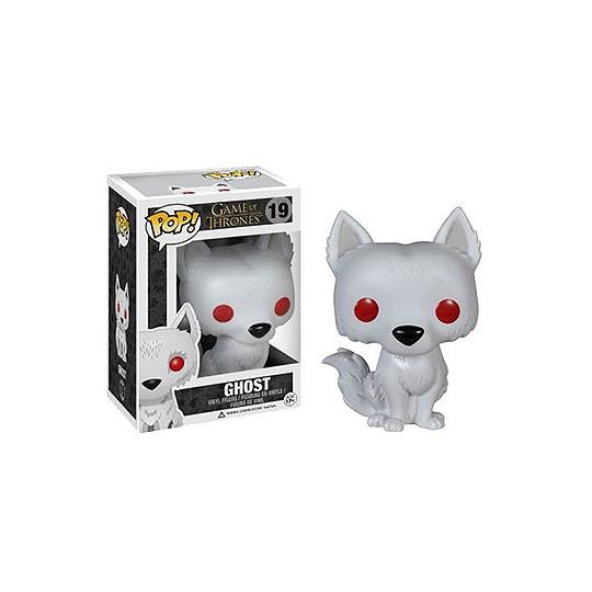 Game of Thrones POP! Vinyl Figure Ghost 10 cm