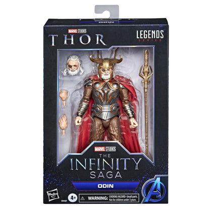 The Infinity Saga Marvel Legends Series Action Figure 2021 Odin (Thor) 15 cm