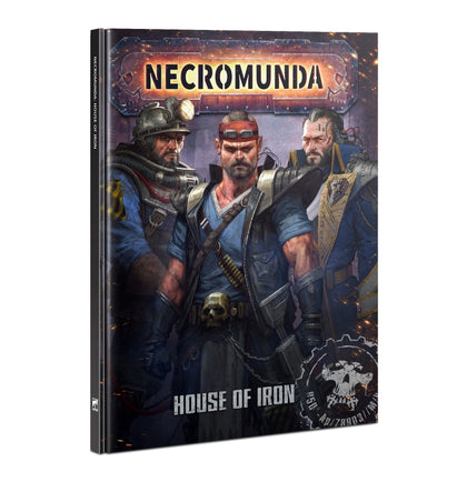 Necromunda: House of Iron (Inglese)