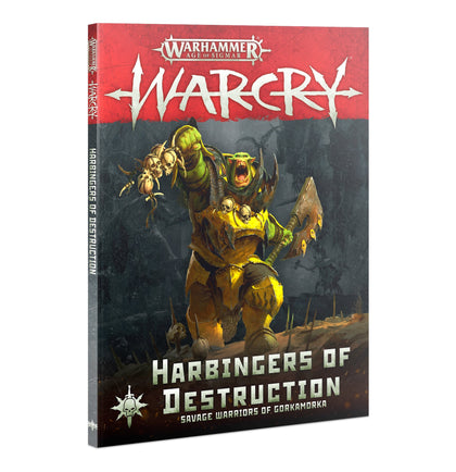 Warcry: Harbingers of Destruction (Inglese)