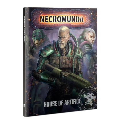 Necromunda: House of Artifice (Inglese)