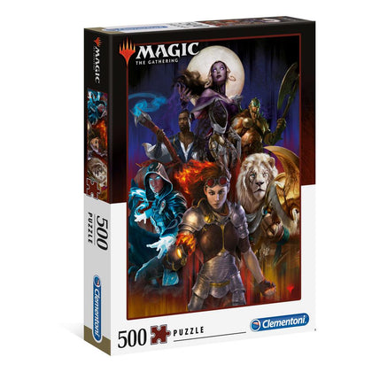 Magic the Gathering Jigsaw Puzzle Planeswalker (500 pieces)