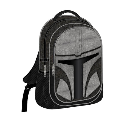 Star Wars The Mandalorian Casual Fashion Backpack The Mandalorian